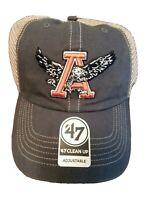 Auburn University War Eagle Tigers Cap Adjustable Snap Back College NCAA NEW