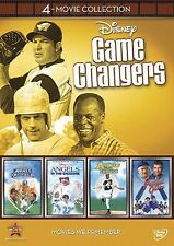 DISNEY GAME CHANGERS - ANGELS IN THE OUTFIELD/ENDZONE/INFIELD & PERFECT GAME R1