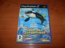 SHAMU´S DEEP SEA ADVENTURES PS2 (PAL ESPAÑA PRECINTADO)