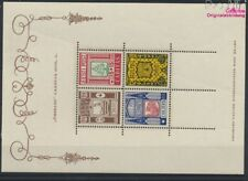 Estland Block1 (kompl.Ausg.) mit Falz 1938 Stadtwappen (9276849