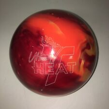 "USED 15# Track Ultra Heat Reactive Resin Bowling Ball - 4 1/8"" Span"