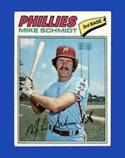 1977 Topps Set Break #140 Mike Schmidt VG-VGEX *GMCARDS*