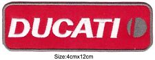 DUCATI Ducatiana Kids T-Shirt Rosso Nuovo di Zecca originale