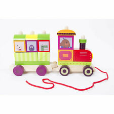 Hey Duggee Wooden Stacking Train *BRAND NEW*
