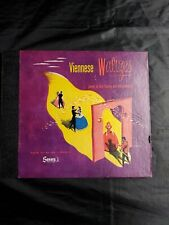 Vynil record Viennese Waltzes Bob Stanley