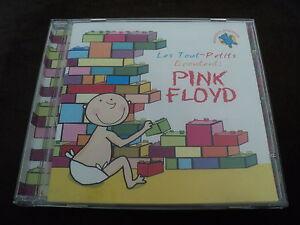"RARE! CD ""LES TOUT-PETITS ECOUTENT PINK FLOYD"""