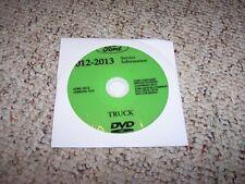 2012 Ford F150 Truck Shop Service Repair Manual DVD Lariat King Ranch Platinum