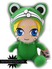 NARUTO RANA PELUCHE GRANDE 33 CM frog grenouille pupazzo plush doll gamabunta