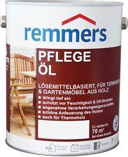 5 Liter Remmers Pflege-Öl Farblos