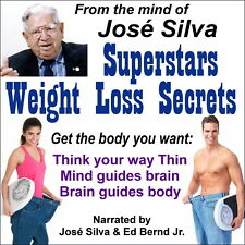 Jose Silva Superstars Weight Loss Secrets (CD-Rom, 1988)