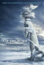 The Day After Tomorrow (Double Sided Advance Snow) Original Movie Poster