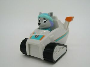 Paw Patrol Everest Snowmobile Fixed Figure Spin Master