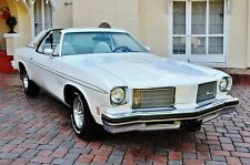 1975 Oldsmobile Cutlass Rare Hurst/Olds Edition w/ T-Tops