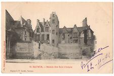 CPA 49 - SAUMUR (Maine et Loire) - 13. Maison des Rois d'Anjou - Ed. P. Godet