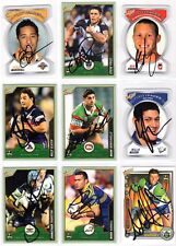2006 Accolades SELECT Autograph IP Trading Cards