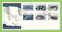 New Zealand/Ross 1988 Whales set on First Day Cover