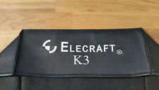ELECRAFT K3 & K3S HAM RADIO DUST COVER  ELECRAFT LOGO APPROVAL DXCOVERS