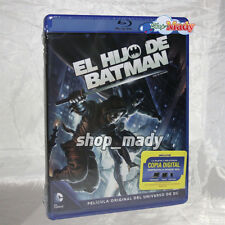DCU El Hijo de Batman / Son of Batman Blu-ray Región A Audio: Español (latino)
