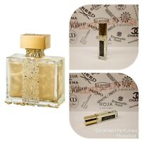 M.Micallef Ylang in Gold - (Extract based Eau de Parfum, Decanted Fragrance)