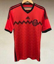 MEXICO NATIONAL TEAM 2014 AWAY FOOTBALL SOCCER SHIRT JERSEY CAMISETA NIKE SIZE S
