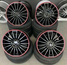 18 Zoll KT15 Alu Felgen für Mercedes A C Klasse W176 W177 A45 AMG CLA W205 C238