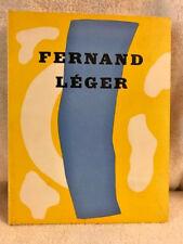 1ST IN FRENCH WRAPS   FERNAND LEGER et Le Nouvel Espace  by Douglas Cooper