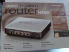 modem router wireless sitecom n 300 x3