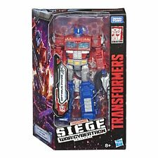 Transformers War for Cybertron: Siege Voyager Class OPTIMUS PRIME by Hasbro