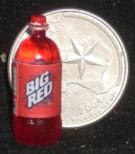 Soda / Pop / Soft Drink 1:12 Scale Dollhouse Miniatures Tex-Mex Favorite Red