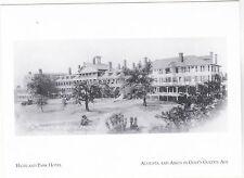 """*Postcard-""""The Highland Park Hotel"""" (Aiken's Biggest)*Augusta/Aiken Golf  (#163)"""