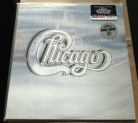 CHICAGO 2,  180 GRAM 2 VINYL LP's  AUDIOPHILE CHICAGO TRANSIT AUTHORITY