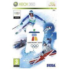 Vancouver 2010 Winter Olympiade Xbox 360 PAL UK ** Kostenlose UK Versand **