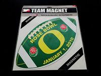 University of Oregon Ducks Football Large Team Magnet ! 2010 Rose Bowl Magnetic