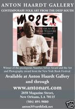 Folk Art Mose Tolliver  -BOOK BY ANTON  HAARDT