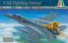 Italeri 1/72 F-16 Fighting Falcon - 6 decal variants # 1271