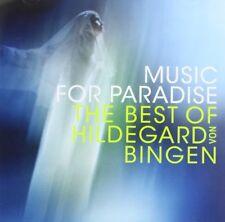 SEQUENTIA - MUSIC FOR PARADISE-THE BEST OF HILDEGARD V.BINGEN  CD NEU