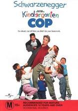 Kindergarten Cop  - DVD - NEW Region 4, 2