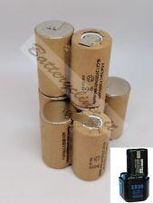 Batteria per trapano Hitachi EB9B 9,6 V  Ni-Cd 2000 mAh. kit AUTO INSTALLAZIONE