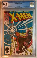 Uncanny X-Men 221 -> 1st Appearance of Mister Sinister -> CGC 9.8