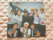 (ver. Group) All Member Super Junior 5th Album Mr.Simple Big Photocard OT10 KPOP