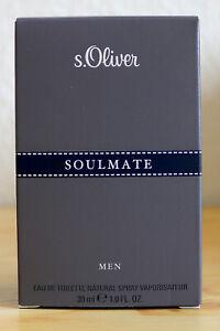 S.Oliver Soulmate Men Eau de Toilette 1oz (Gp = 63,17 €/ 3.4oz)