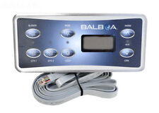 Balboa Standard Digital Spa VL701S Pack Topside Control Panel 53189 53189-01 2P