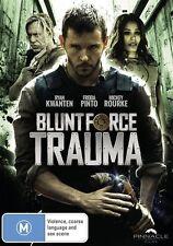Blunt Force Trauma (DVD, 2015)