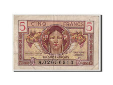 [#309266] France, 5 Francs, 1947 French Treasury, Undated (1947), KM:M6a