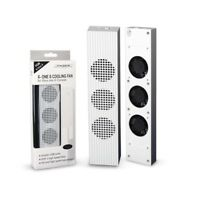 DOBE Xbox One S 3 Cooling Fan Speed Stand White for Microsoft Slim Xbox One