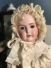 Antique German Bisque Doll Kestner 196 16 1/2 32in