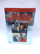 DVD Film - Lethal Weapon 1 - 4 Special Edition (Uncut)(4 DVD´s)(FSK18) 11360711