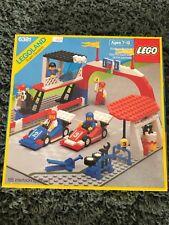 Lego Legoland Town System #6381 Motor Speedway Rare Vintage 1987 NIB