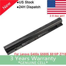 Fancy Battery For Lenovo IdeaPad G400s G410s G500s G510s Touch Z40 Z50 Z70 G70