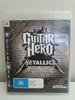Guitar Hero - Metallica PS3 Playstation 3